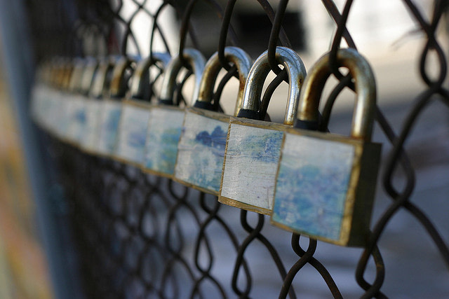 Locks on a fence: Google using SSL as a ranking factor